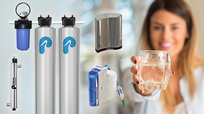 water softeners for the home